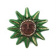 Small Sun Plaque