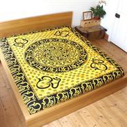 Om Bedspread