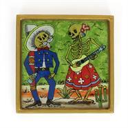Serenade Folk Art Frame