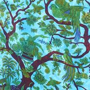 Vibrant Tree of Life Bedspread