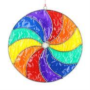 Rainbow Spiral Suncatcher