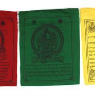 Mixed Gods Prayer Flags