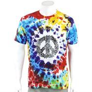 Peace Tie Dye T-Shirt
