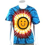 Smiley Tie Dye T-Shirt