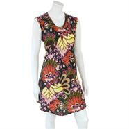 Tropical Swing Dress