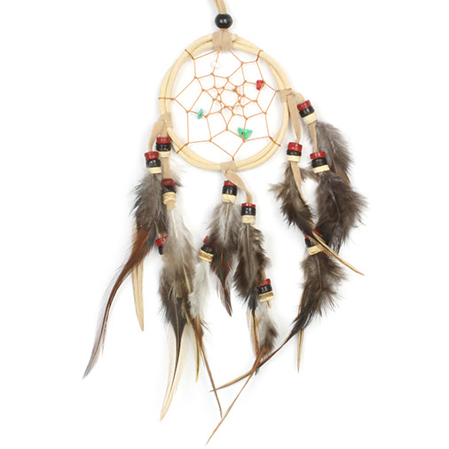 Small Natural Dreamcatcher