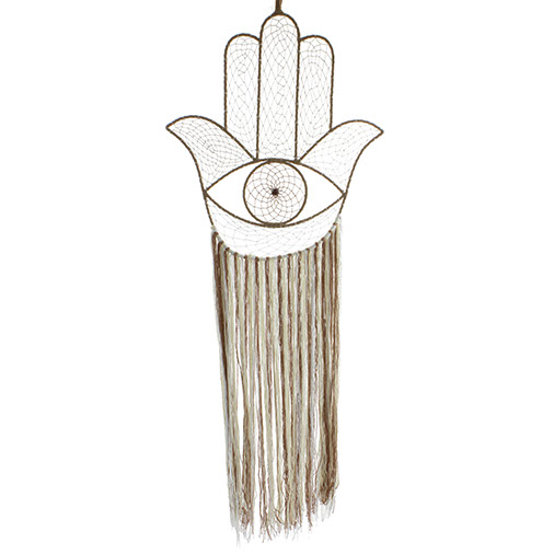 Hand of Fatima Dreamcatcher