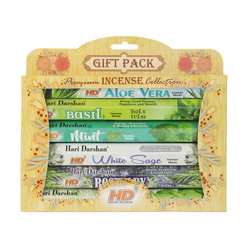 Herb Incense Gift Set