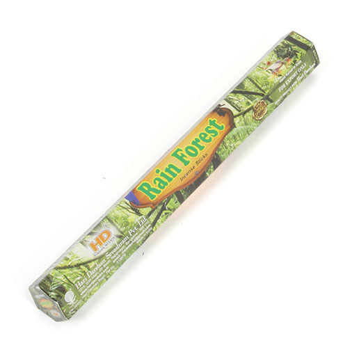 Rain Forest Hexagon Incense