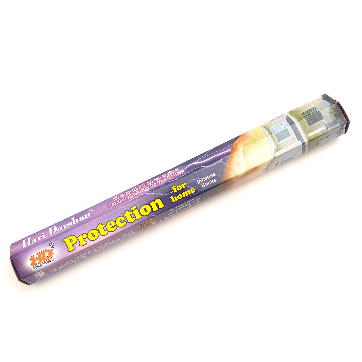 Protection for Homes Hexagon Incense