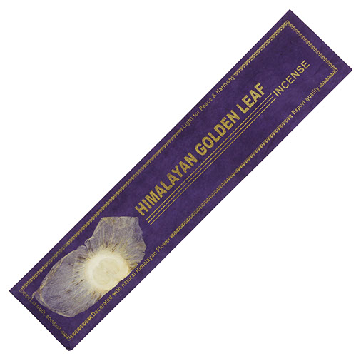 Himalayan Gold Leaf Incense
