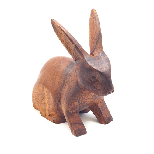 Hand Carved Hare