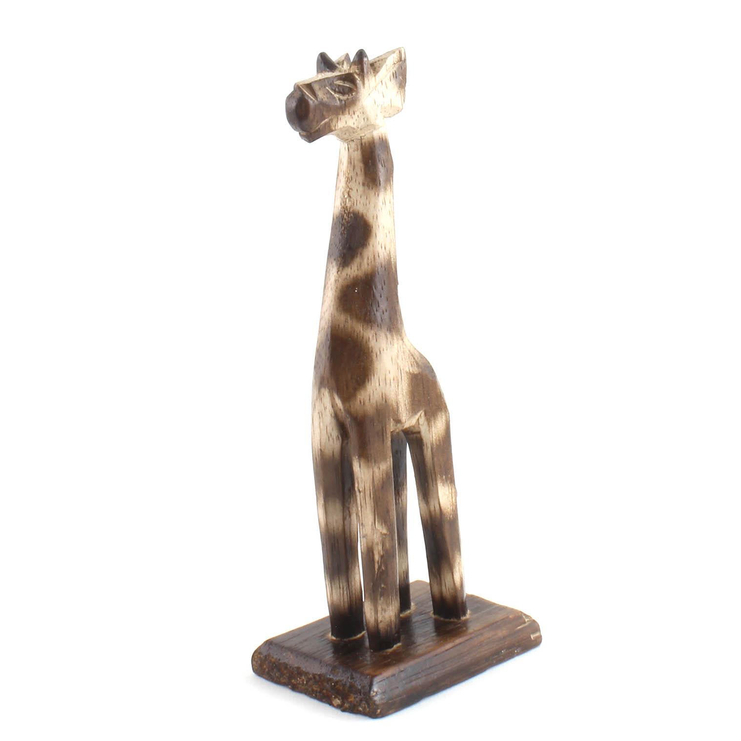 Standing Giraffe 20cm