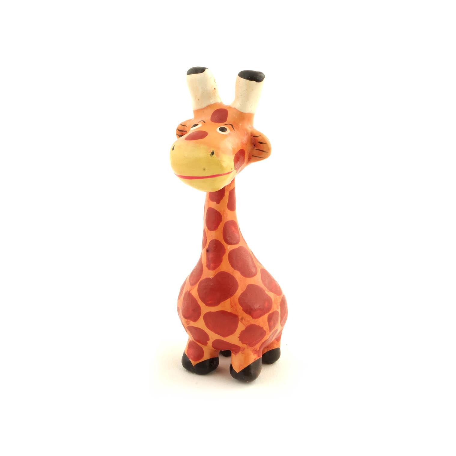 Cartoon Giraffe Medium