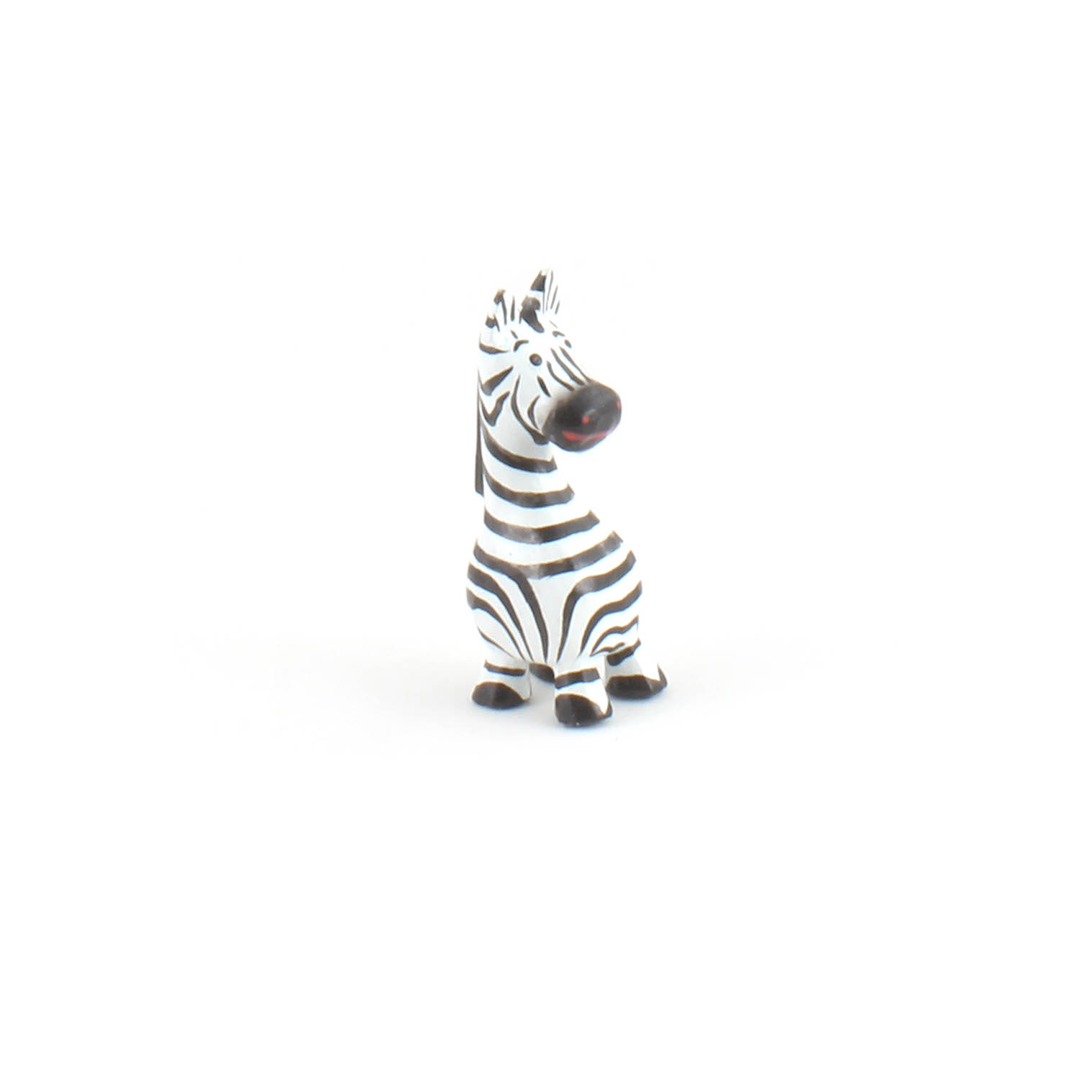Cartoon Zebra Small