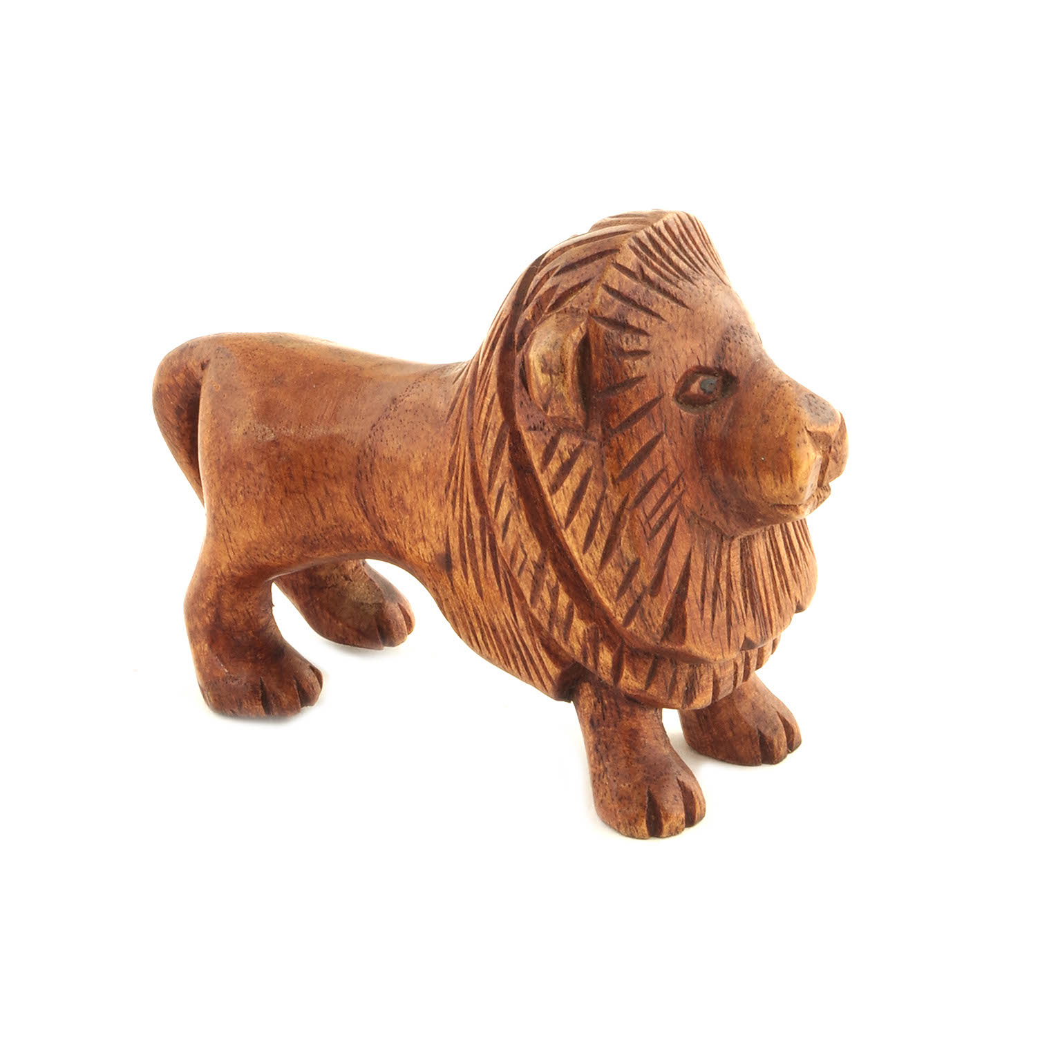 Carved Lion