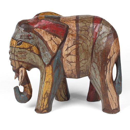 Rustic Elephant