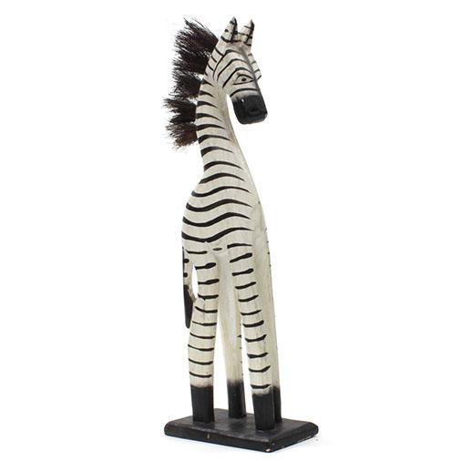 Rustic Zebra