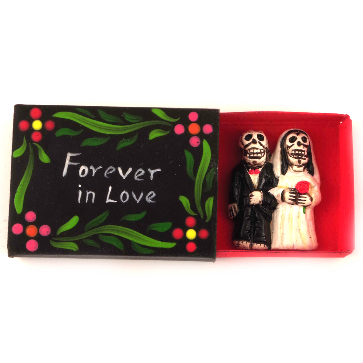 Forever in Love - Bride and Groom