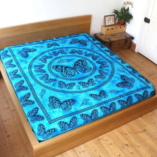 Butterfly Bedspread