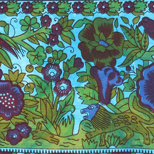 Tree Of Life Handmade Bedspread Throw Wall Hanging