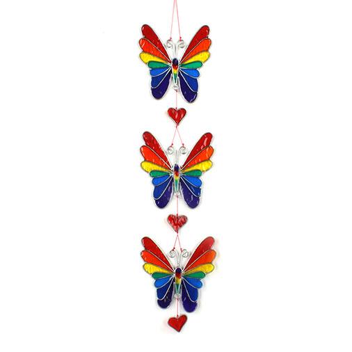 String of Butterflies Suncatcher