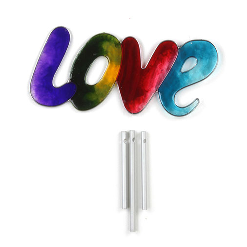 Love Suncatcher Chime