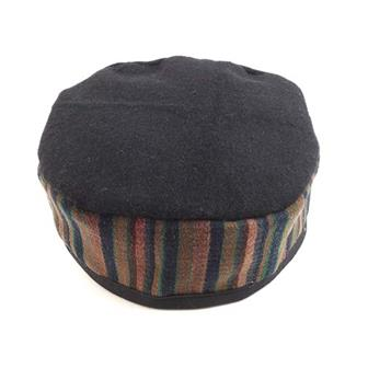 Tibetan Trim Smoking Cap