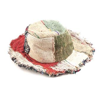 Hemp Patch Sun Hat