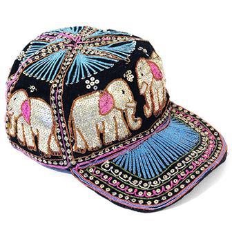 Ethnik Bling Hat