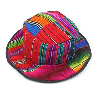 Guatemalan Colours Patch Hat