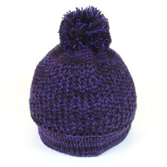 Pom Pom Tea Cosy Hat