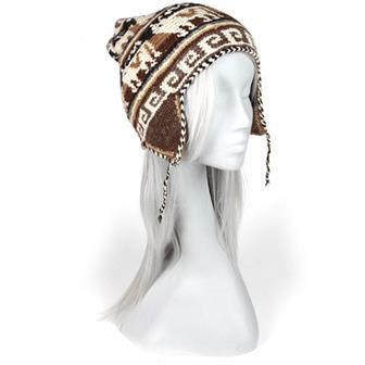 Chullo (Peruvian Alpaca Hat)