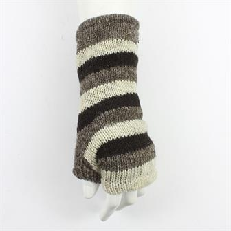 Mixed Knitted Tube Gloves