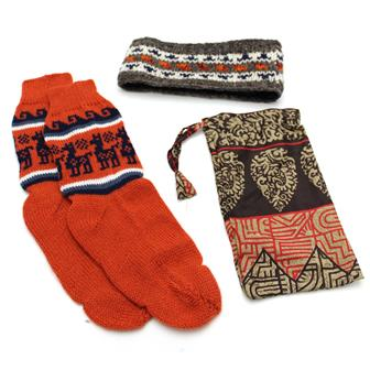 Heads and Cosy Toes Gift Set