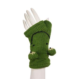 Frog 'Animal' Tube Gloves