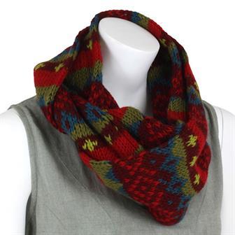 Festive Knit Snood
