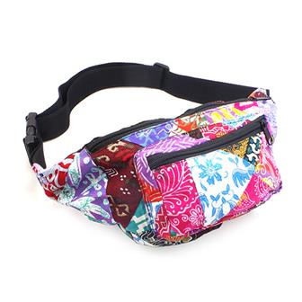 Bali Patch Bum Bag