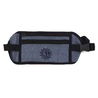 Block Print Money Belt