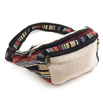 Hemp Patch Bumbag