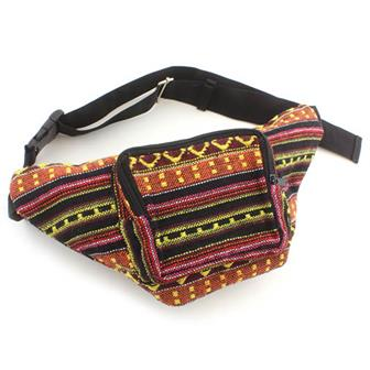 Thai Weave Bum Bag