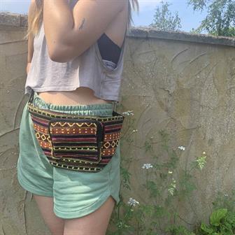 Thai Weave Bum Bag