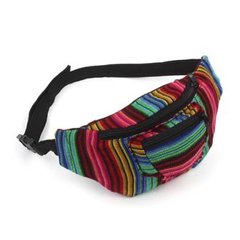 Multicoloured Hip Bag