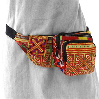 Hill Tribe Bum Bag
