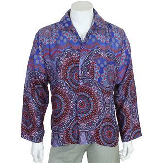 Boho Circle Long Sleeved Shirt