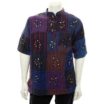 Purple Haze Short Sleeve Shirt