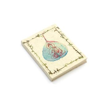 Bodhi Leaf Buddha Book