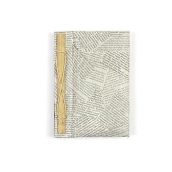 Small Newspaper Notebook