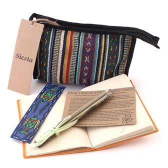 Fair Trade Stationery Pack