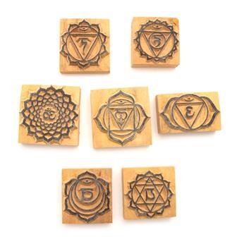 Chakra Print Blocks